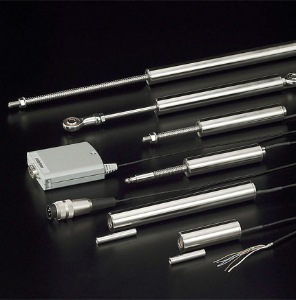 Contact/Non-Contact Linear Displacement Products
